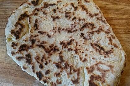 Indisches Naan Brot 15