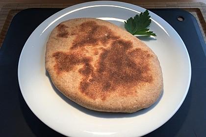 Indisches Naan Brot 104