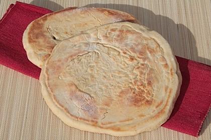 Indisches Naan Brot 54