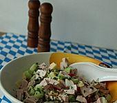 Wurstsalat mit Radieschen (Bild)