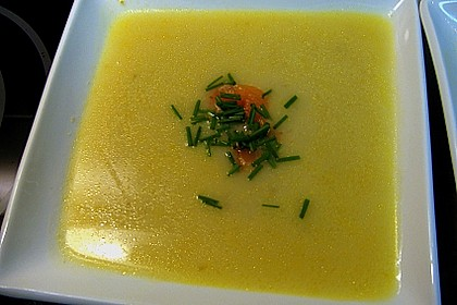 Champagner - Senf - Suppe 12
