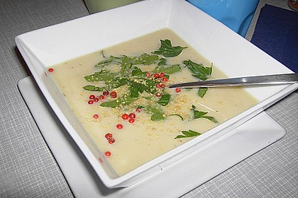 Champagner - Senf - Suppe 3