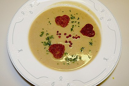Champagner - Senf - Suppe 1