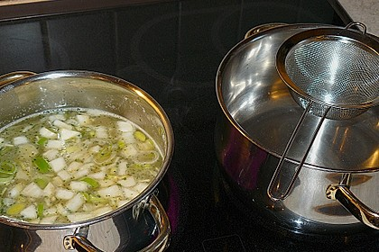 Champagner - Senf - Suppe 18