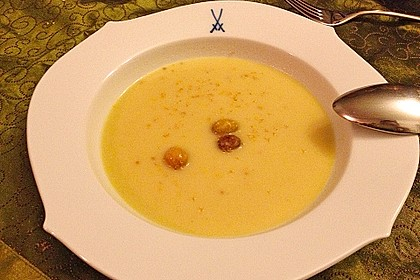 Champagner - Senf - Suppe 17