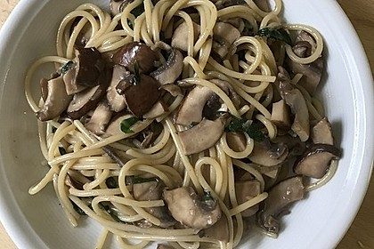 Bärlauch - Spaghetti 15