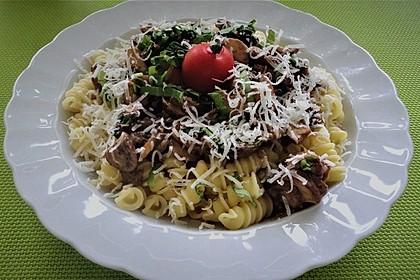Bärlauch - Spaghetti 1