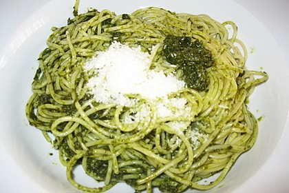 Bärlauch - Spaghetti 13