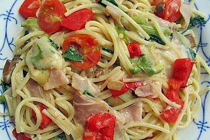 Bärlauch - Spaghetti 17