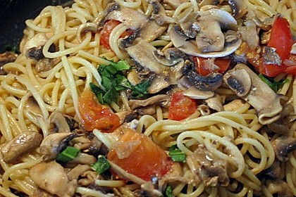 Bärlauch - Spaghetti 19
