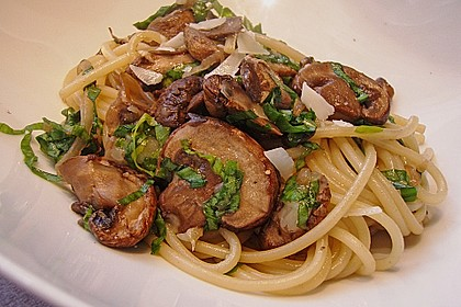 Bärlauch - Spaghetti 4