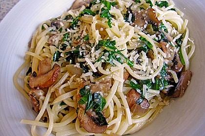 Bärlauch - Spaghetti 9