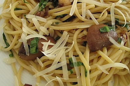 Bärlauch - Spaghetti 7