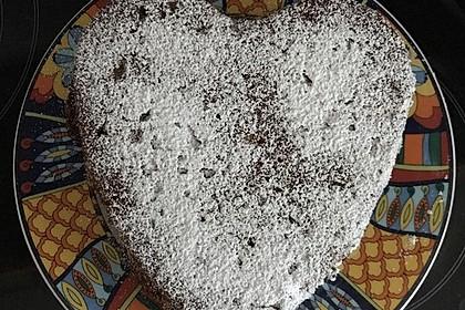 Veganer Bananen-Haferflocken-Kuchen 18