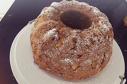 Veganer Bananen-Haferflocken-Kuchen 15