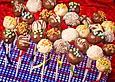 Dreierlei Cake Pops