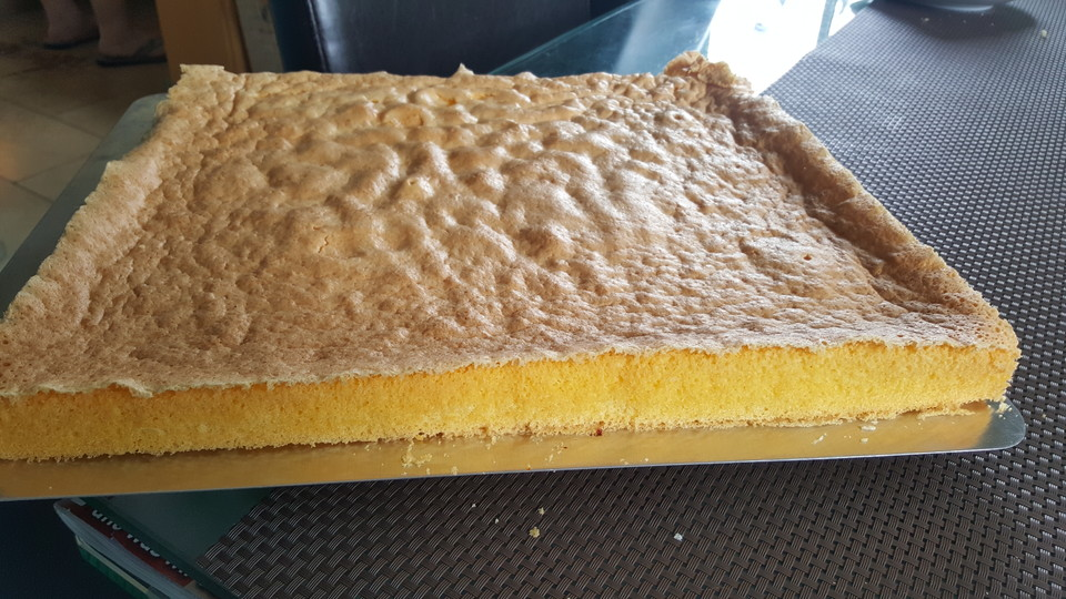 Low Carb Butter Cake