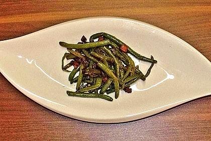 Grüne Bohnen mit Speck 22
