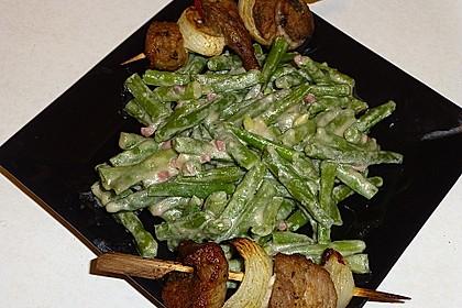 Grüne Bohnen mit Speck 21
