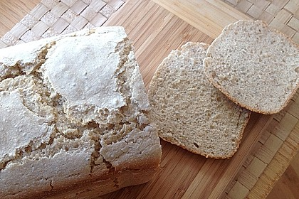 kuechlis glutenfreies Brot Nr. 1 aus dem BBA