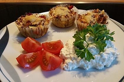 Low Carb Gemüse-Thunfisch-Muffins 3