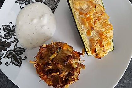 Low Carb Gemüse-Thunfisch-Muffins 12