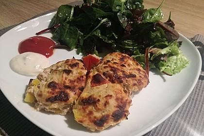 Low Carb Gemüse-Thunfisch-Muffins 22