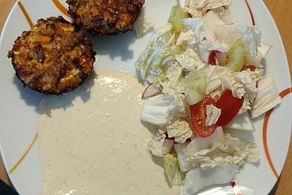 Low Carb Gemüse-Thunfisch-Muffins 21