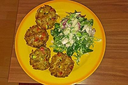 Low Carb Gemüse-Thunfisch-Muffins 28