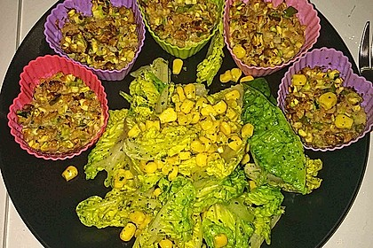 Low Carb Gemüse-Thunfisch-Muffins 16