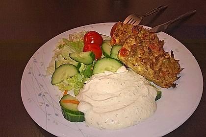 Low Carb Gemüse-Thunfisch-Muffins 26