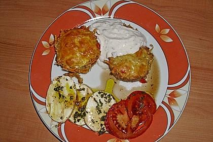 Low Carb Gemüse-Thunfisch-Muffins 27