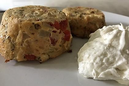 Low Carb Gemüse-Thunfisch-Muffins 10
