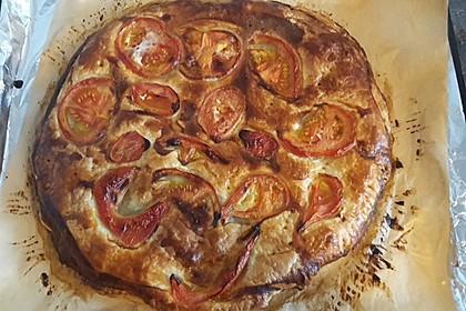 Spinat-Tomate-Feta-Börek vom Blech 20