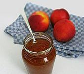 Pfirsich-Nektarinen Marmelade (Bild)