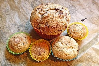 Apfel-Zimt Muffins 7