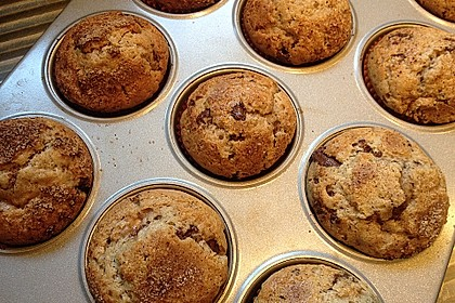 Apfel-Zimt Muffins 2