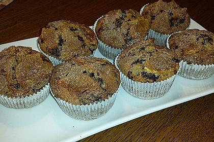 Apfel-Zimt Muffins 1