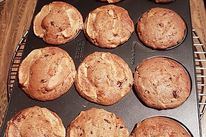 Apfel-Zimt Muffins 4