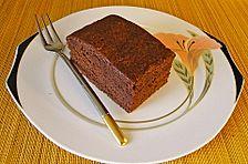 Brownies ohne zusätzliches Fett