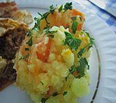 Stampfkartoffeln (Bild)