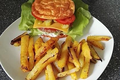 Low Carb Burgerbrötchen 'Oopsies' 78