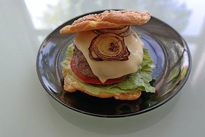 Low Carb Burgerbrötchen 'Oopsies' 81