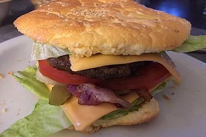 Low Carb Burgerbrötchen 'Oopsies' 91
