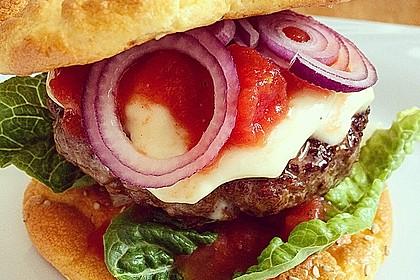Low Carb Burgerbrötchen 'Oopsies' 3