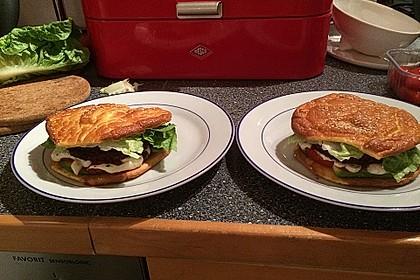 Low Carb Burgerbrötchen 'Oopsies' 29