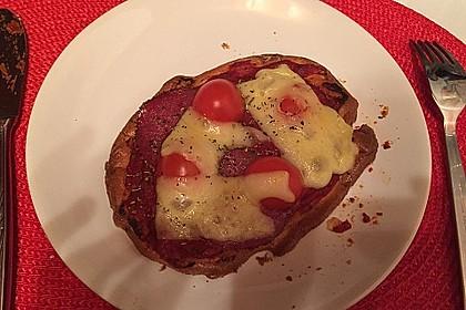 Low Carb Burgerbrötchen 'Oopsies' 90