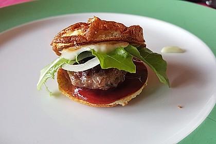 Low Carb Burgerbrötchen 'Oopsies' 27