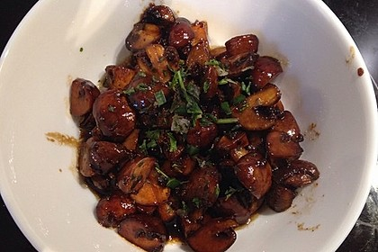 Champignons in Balsamico 2