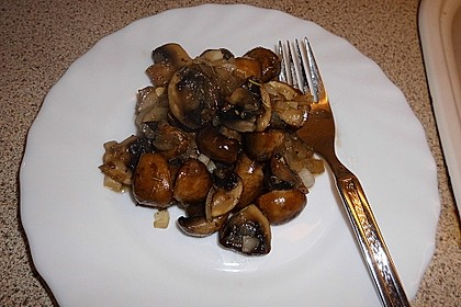 Champignons in Balsamico 8